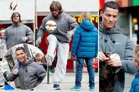 Identity, Christiano Ronaldo