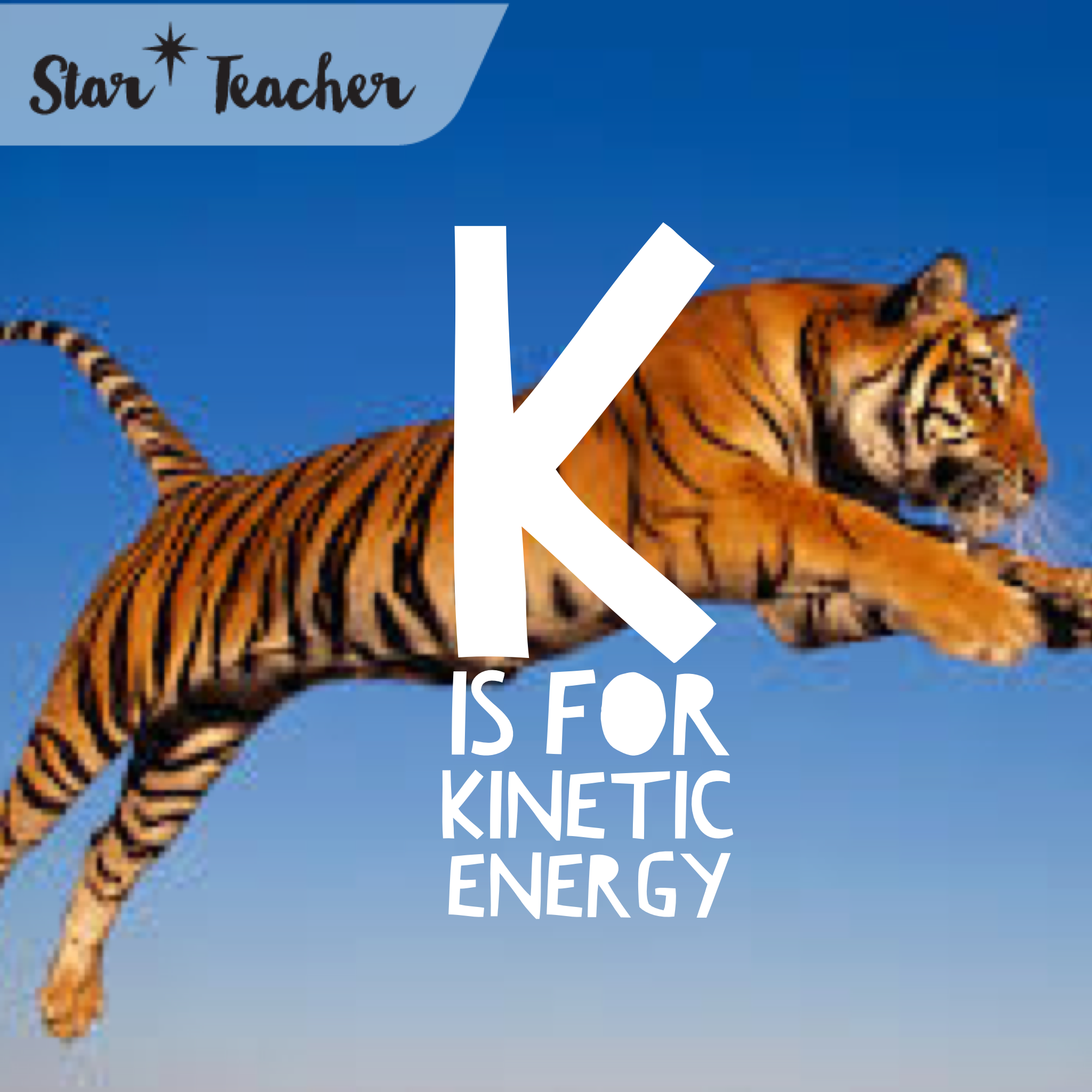 Kinetic energy - Christian teacher resource
