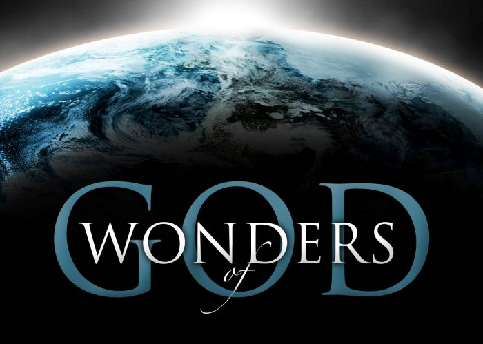 God of Wonder